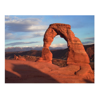 Plain Arches National Park, Utah Delicate Arch Postcard