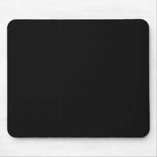 Plain Blank Black Grey DIY add quote text photo Mouse Pad