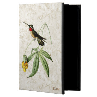 Plain Capped Starthroat Hummingbird iPad Air Case