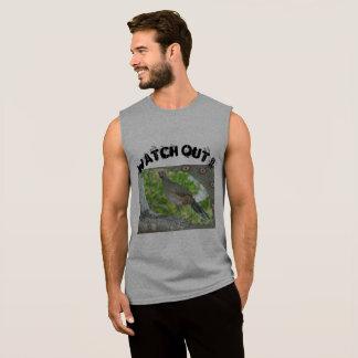 Plain Chachalaca Sleeveless Shirt