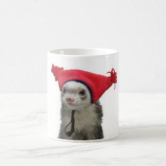 Plain crazy ferret mugs