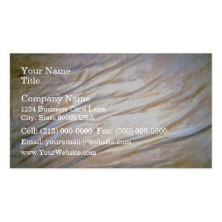 Plain Fabric Texture Business Card Templates