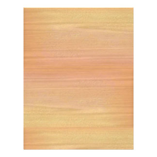 Plain Maple Wood Flyer