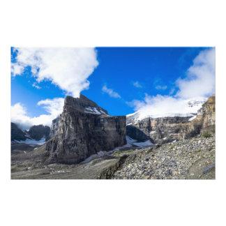 Plain of Six Glaciers Lake Louise Alberta Canada Full Color Flyer
