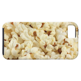 Plain popcorn close up. iPhone 5 cover