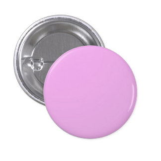 Plain Shade Pink: Write on or add image 1 Inch Round Button