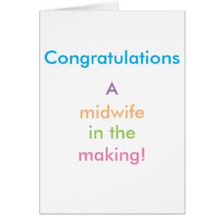 Plain Simple - Congratulations Card