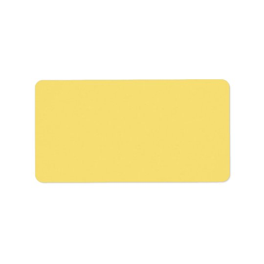 Plain simple lemon yellow background blank