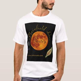 Plainfield Live Poetry T-shirt