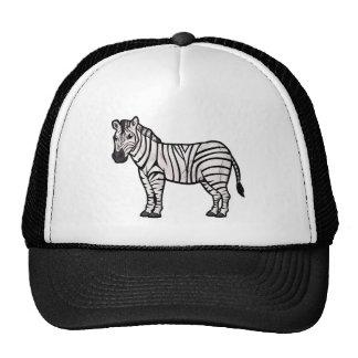 Plains Zebra Trucker Hat