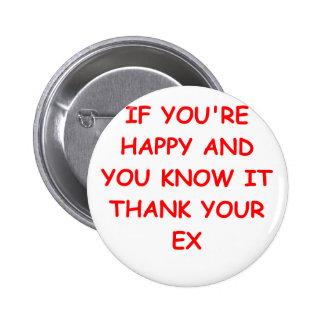 plaisanterie de divorce badge