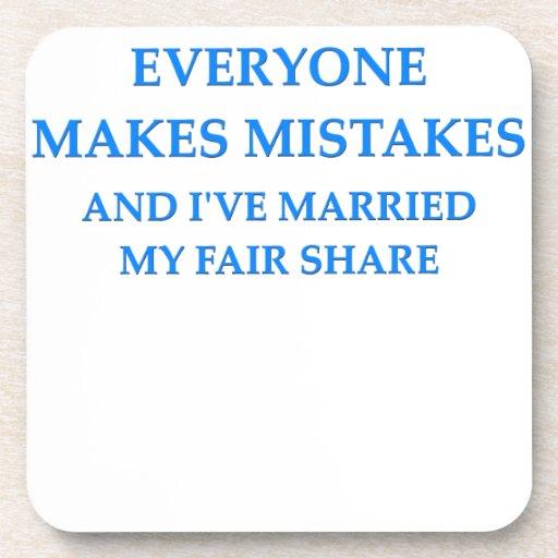 plaisanterie de divorce sous-bock