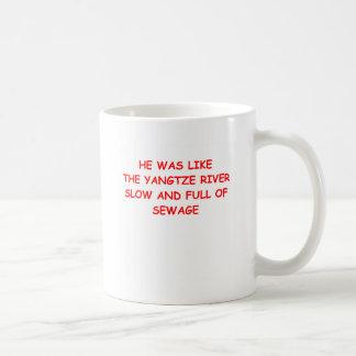 plaisanterie de divorce tasse à café