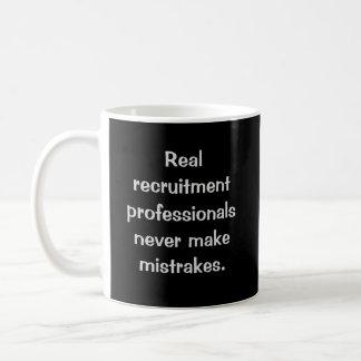 Plaisanterie drôle de vrais professionnels de mug