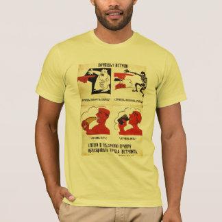 Plakat Mayakowski T-Shirt