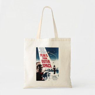 """Plan 9 From Outer Space"" Bag"