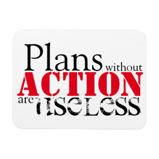 Plan Action Magnet