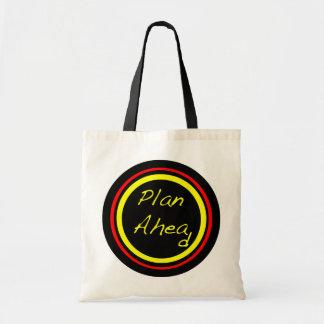 Plan Ahead Budget Tote Bag