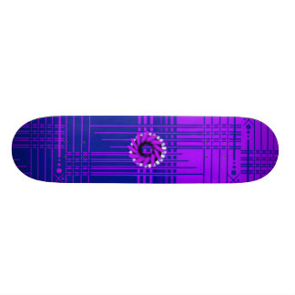 Plan B/Purple Haze Skate Deck