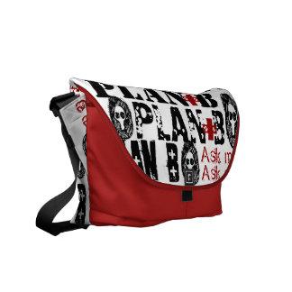 Plan B Urban Messenger Bag