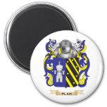 Plan Coat of Arms (Family Crest) Fridge Magnets