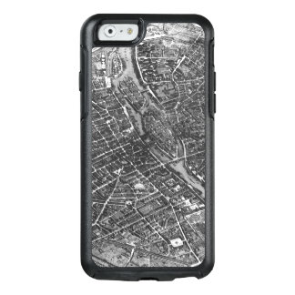 Plan of Paris, known as the 'Plan de Turgot' OtterBox iPhone 6/6s Case
