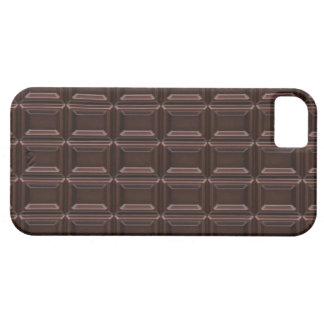 Plan rapproché de barre de chocolat coques iPhone 5 Case-Mate