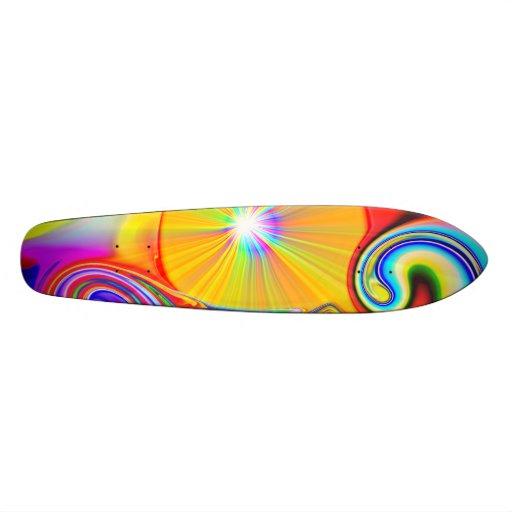 Planche à roulettes skateboards personnalisés