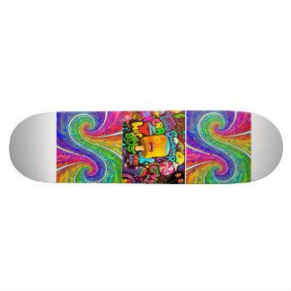 planche à roulettes 8 skateboard