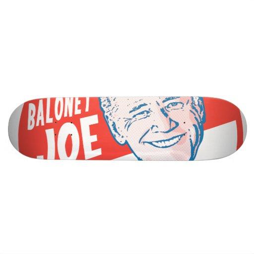 Planche à roulettes bidon de Joe Biden Planches À Roulettes