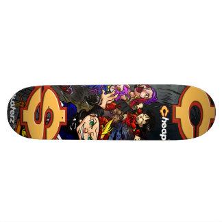 Planche à roulettes bon marché de Skaterz® Skateboard Old School 21,6 Cm