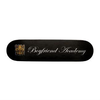 Planche à roulettes d'académie d'ami skateboard old school  21,6 cm