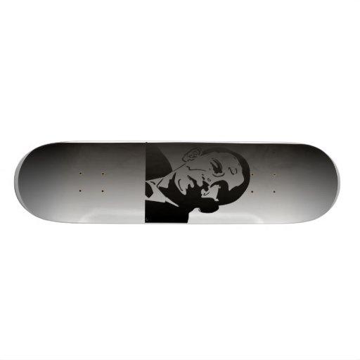 Planche à roulettes de Barack Obama Plateaux De Skate