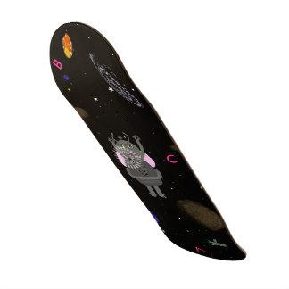 Planche à roulettes de bulles et de hoquets skateboards personnalisés