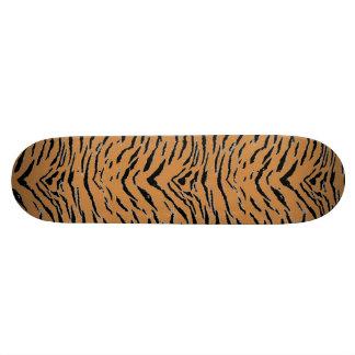 """planche à roulettes de ½ du 🐯 8 de tigre de 🐯"""" skateboard old school  21,6 cm"""