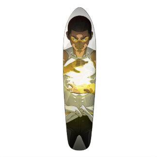 Planche à roulettes de fil skateboard old school 18,1 cm
