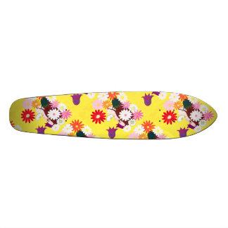 Planche à roulettes de fleuriste plateaux de skateboards