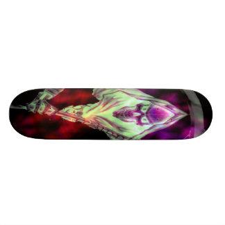 Planche à roulettes de Goth de faucheuse Skateboards Cutomisables