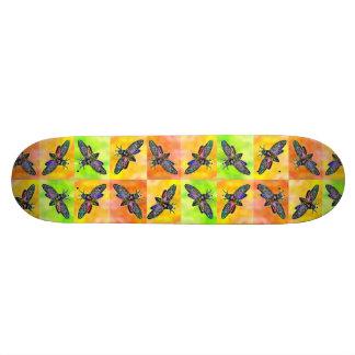Planche à roulettes de la mite 4 de Goth Skateboard Customisable