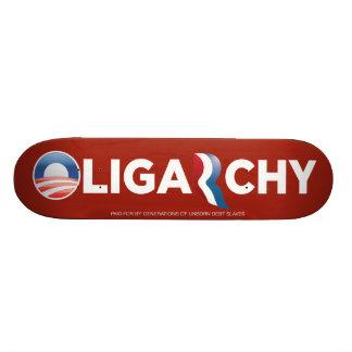 Planche à roulettes de l'oligarchie 2012 skateboard 20,6 cm