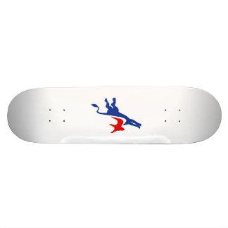 Planche à roulettes de Parti démocrate Plateaux De Skateboards Customisés