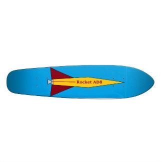 Planche à roulettes de Rocket AD8 Planche À Roulette Customisée
