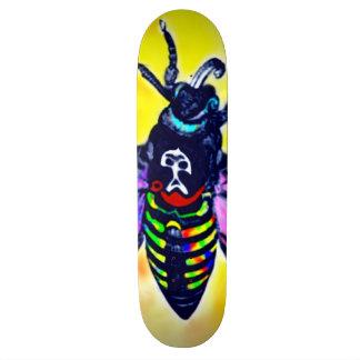 Planche à roulettes d'insecte de mite de Goth gran Plateaux De Skate