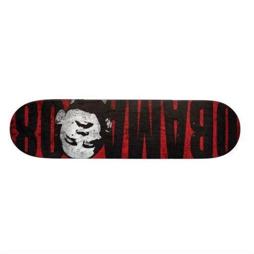 Planche à roulettes d'Obama '08 Skateboard Customisable