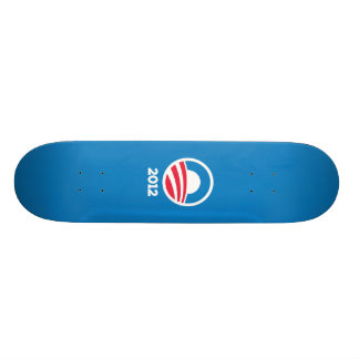 Planche à roulettes d'Obama 2012 Mini Skateboard 18,7 Cm