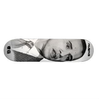 Planche à roulettes d'Obama - customisée Skateboards Personnalisés
