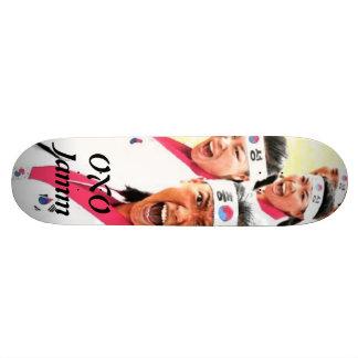 Planche à roulettes d'OXOjamm de Banzai Skateboard