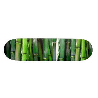 Planche à roulettes en bambou planches à roulettes customisées