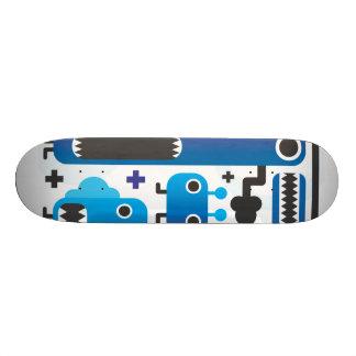 Planche à roulettes fraîche avec les graphiques bl skateboard 20,6 cm