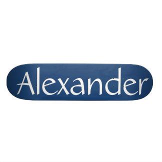 Planche à roulettes nommée d'Alexandre Planches À Roulettes